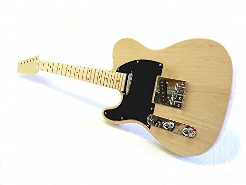 lefthand/linkshand E-Gitarren-Bausatz/Guitar DIY Kit