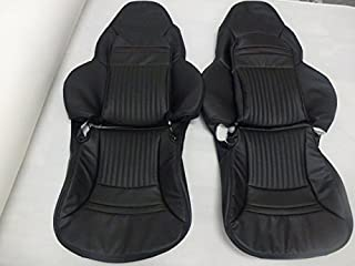 Interior Innovations Custom Synthetic Leather Seat Covers for Sport Seats