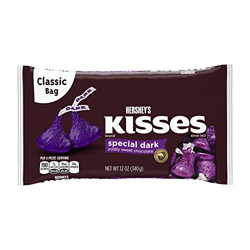 Hershey's Kisses Special Dark