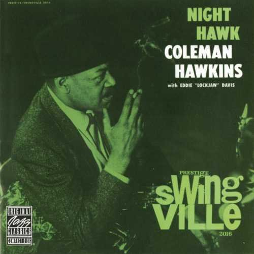 Night Hawk (with Eddie 'Lockjaw' Davis) [LP]