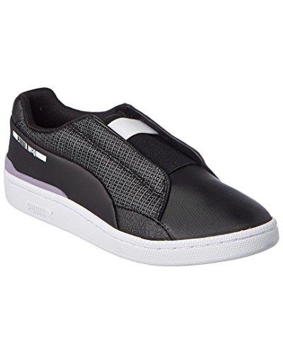 PUMA Womens Alexander McQueen Brace Low Femme Casual Sneakers, Black, 9.5