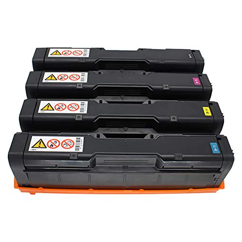 Cartucho de tóner compatible con Ricoh SPC252C C252HC SPC252 C252SF C252DN 262DNW para impresora láser color cartucho de tóner, color SPC252HC size