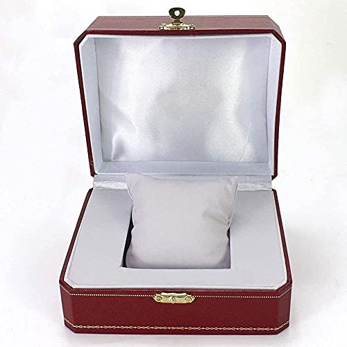WDSZXH Storage Box Watch Case One Watch Box Elegant Storage for Watches &Amp; Jewelry Bracelets Collection Fashion
