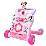 Disney- Correpasillos andador interactivo, Minnie (Colorbaby 46349)