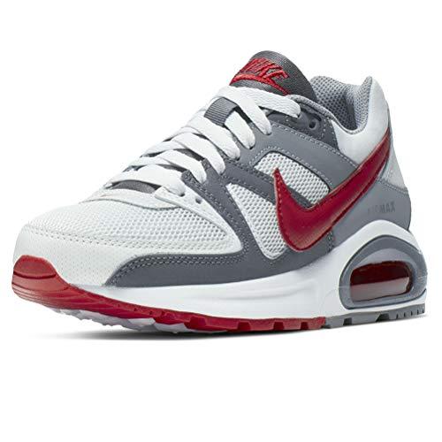 Compre Nike Air Max 270 Shoes Envío Gratis Hombres Y Mujeres Zapatos Deportivos Al Aire Libre Zapatos Transpirables es Tamaño Azul Rojo Blanco EUR 36