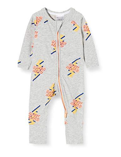 LOVABLE BABY Zip Tutina Neonato, Abbigliamento Bambino