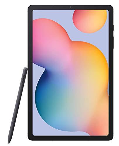 "Samsung Galaxy Tab S6 Lite 10.4"", 64GB WiFi Tablet Oxford Gray - SM-P610NZAAXAR - S Pen Included (Renewed)"