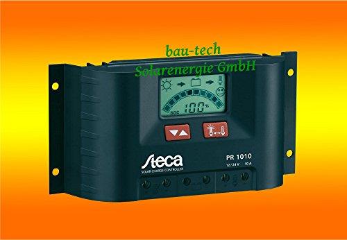 Steca Laderegler PR 1010 LCD von bau-tech Solarenergie GmbH