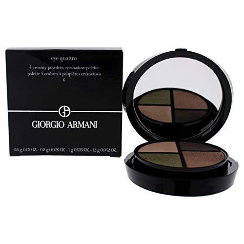 Giorgio Armani Eyes to Kill Quads Lidschatten Palette, 06 Incognito, 30 g