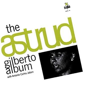 The Astrud Gilberto Album With Antonio Carlos Jobim