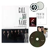 GOT7 Mini Album - CALL MY NAME [ B ver. ] CD + Photobook + Photocards + FREE GIFT