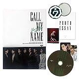 GOT7 Mini Album - CALL MY NAME [ B ver. ] CD + Photobook + Photocards + FREE GIFT