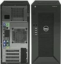 2018 Newest Flagship Dell PowerEdge T30 Business Mini Tower Server System - Intel Pentium G4400 3.3GHz 3M cache, 4GB UDIMM RAM 2400MT/s, 1TB Hard Drive 7200RPM, HDMI (Pentium G4400)