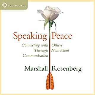 Speaking Peace audiobook cover art