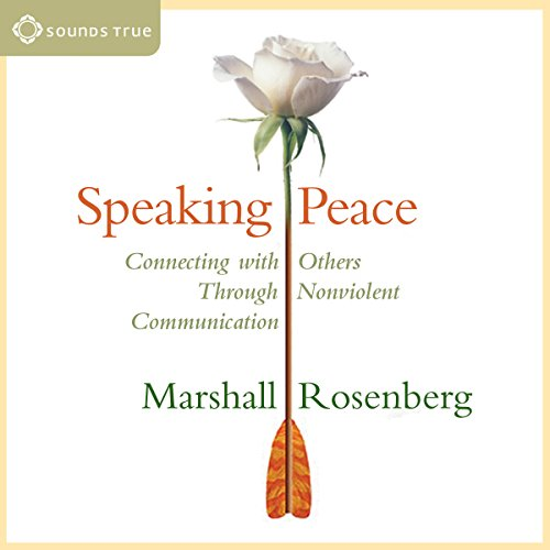 Couverture de Speaking Peace