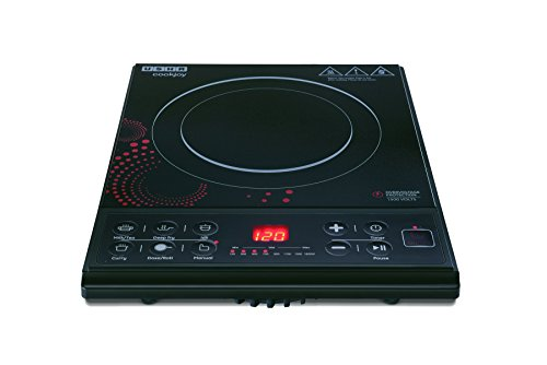 Usha Cook Joy (3616) 1600-Watt Induction Cooktop...
