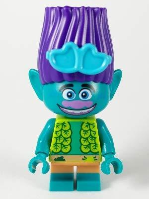 LEGO Trolls World Tour Branch (verde) Minifigura desde 71252 (Embolsado)