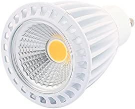 DealMux AC85-265V 7W GU10 COB LED 560LM Spotlight Lamp Bulb Downlight Pure White