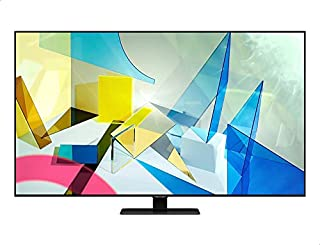 تليفزيون سمارت سامسونج 65 بوصة 4K UHD QLED بريسيفر مدمج - QA65Q80TAUXEG