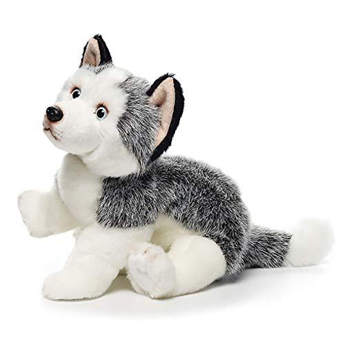 Nat and Jules Playful Large Husky Dog Children's Plush Stuffed Animal Toy
