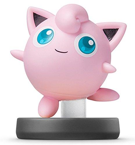 Jigglypuff amiibo - Japan Import (Super Smash Bros Series)