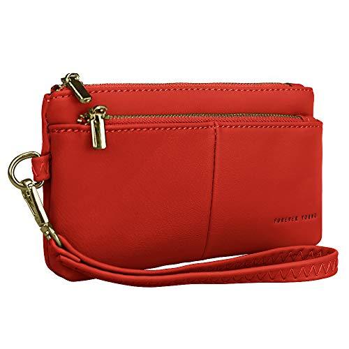 cartera roja mujer fabricante SQbags