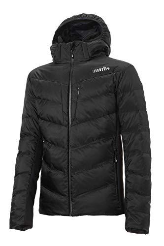 Zero RH+ Freedom, Abbigliamento Man Snow Jacket Uomo, Black, XXL