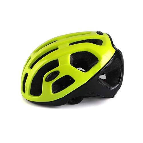 Casco Bicicleta Yuan Ou Casco de Bicicleta para Hombre, Mate, neumático, día...