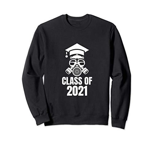 Class of 2021 Gas Mask Quarantine 検疫 2021年のクラス トレーナー