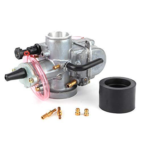 Carburador-Carburador PWK de 28 mm apto para motor de 75 cc a 125 cc motocicleta ATV Quad Pit Dirt Bike Scooter