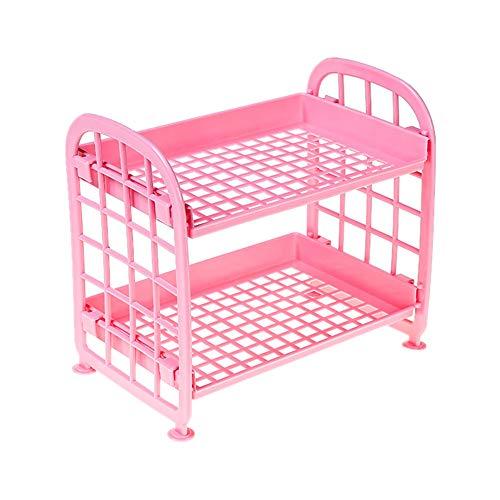 OUTANG keuco duschkorb duschablage Eckduschwagen Duschregale Keine Bohrmaschine Bad Veranstalter Lagerung Duschwanne freistehend Duschregal pink
