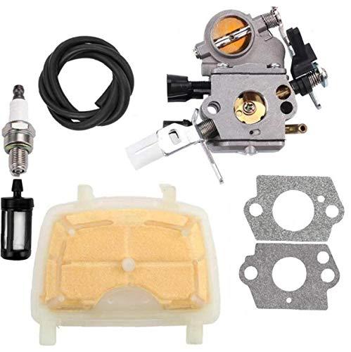 C1Q-S121C carburatore con Filtro Aria per STIHL MS171 MS181 MS211 MS Parte di Ricambio 181 171 211 Gas Chainsaw Carburante Filtro Spark Plug 1139 120 1602