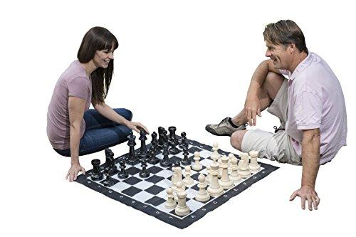 Riesige Schach - Gartenspiel (Garden Chess)
