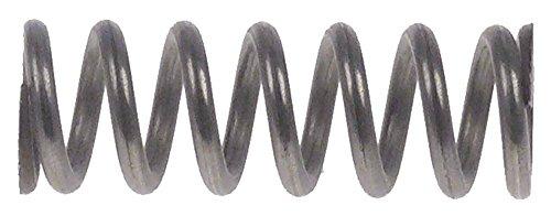 Faema Druckfeder für Espressomaschine E61 ø 11mm Länge 32mm Drahtstärke ø 1,7mm 7 Windungen