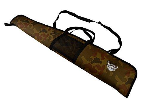 Rawstyle Waffentasche (Armee) Jagdtasche Waffenfutteral für Luftgewehr mit Fernrohr 120 cm Gewehrfutteral Gun Case XX