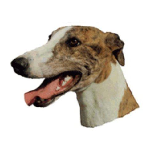 World Stickers Sweden AB Autocollant Greyhound Brindle taille medium