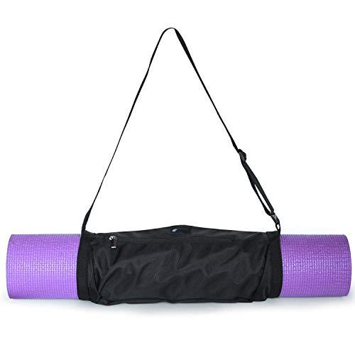 Aurorae Yoga Mat Sling/Carrier (Black) from Aurorae