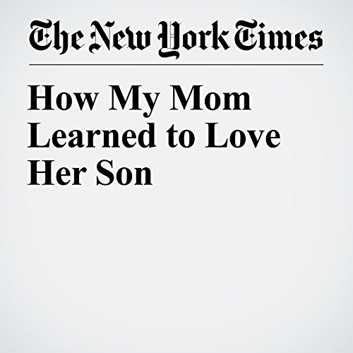 How My Mom Learned to Love Her Son copertina