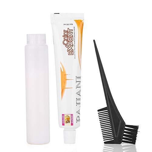 80ml/Stück Haarfärbecreme, Haarfärbemittel Haarfärbemittel Haarfärbemittel Bleich Friseurwerkzeug für Männer Frauen Frisurenmodellierung