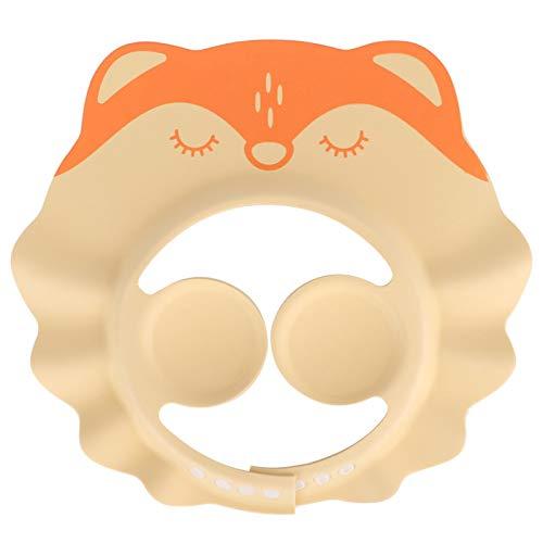 Visera de baño simple, liviana y práctica, para evitar que el agua y el champú entren en los ojos de los bebés para uso infantil