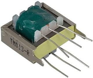 EI-19 Audio Transformer 300Hz to 3.4KHz 75 Ohms Primary Resistance 200mW Power Rating