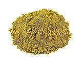 El orgullo de la India-hoja de albahaca Planta -14 oz (397 gramos) - Polvo certificado indio puro Tulsi - Mejor para aplicaciones culinarias - ensalada, salsa de tomate, té - ofrece el mejor valor