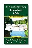 Online Trainer für die staatliche Fischerprüfung Rheinland-Pfalz 2020 (Zugangscode) -