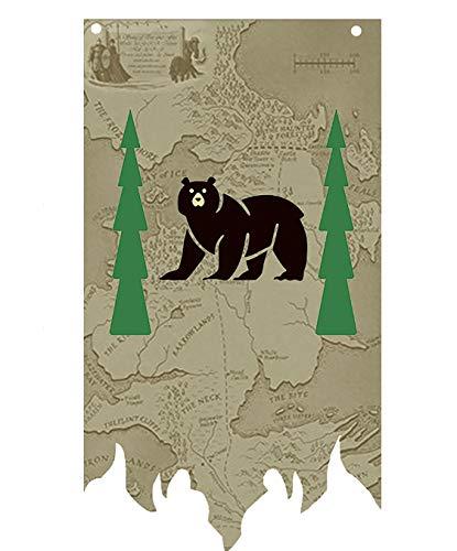 Game of Thrones poster Juego de tronos póster Canción de hielo y fuego banner