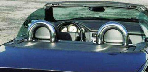 Tenzo-R 10860 Überrollbügel Roadsterbügel Edelstahl poliert