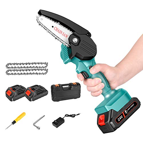 Lake Forest Cordless Chainsaw