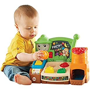 osigukltd Fisher Price Laugh & Learn Smart Stages Fruit Market Learning Music Toy 65Songs