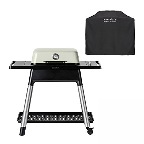 Everdure KS0993 FORCE? Gasgrill Stone + Abdeckhaube