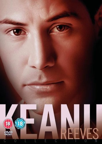 The Keanu Reeves 4 Movies Collection: The Matrix + Constantine + Point Break + My Own Private Idaho (4-Disc Box Set) (Fully Packaged Import)