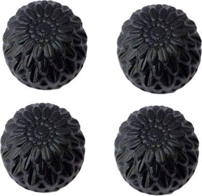 Airanour Activated Charcoal Soap Deep Cleansing Bath Soap with Coffee granules removing dirt and impurities with Anti-Pollution Effect,for all type of skin 100 g(pack of 4)